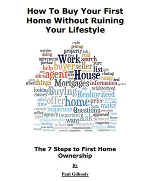 First home buyers report cover